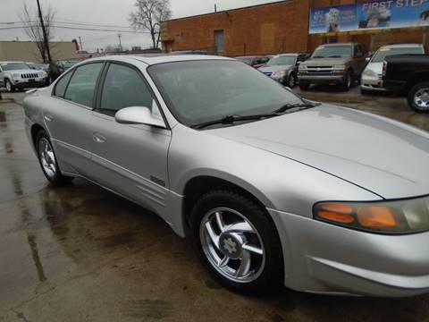 2001 Pontiac Bonneville for sale in Toledo, OH