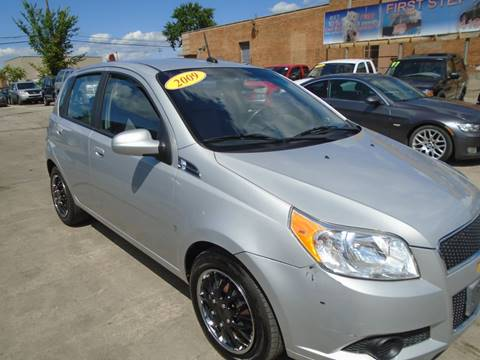 2009 Chevrolet Aveo for sale in Toledo, OH