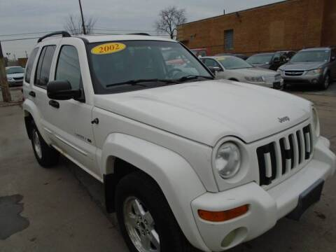 2002 Jeep Liberty for sale in Toledo, OH