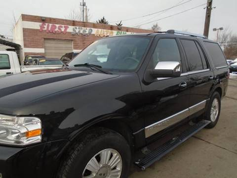 2010 Lincoln Navigator for sale at Liberty Auto Show in Toledo OH