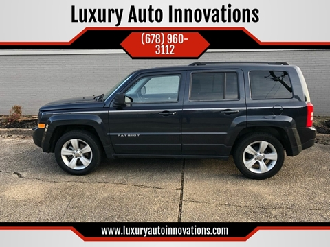 2014 Jeep Patriot for sale in Flowery Branch, GA