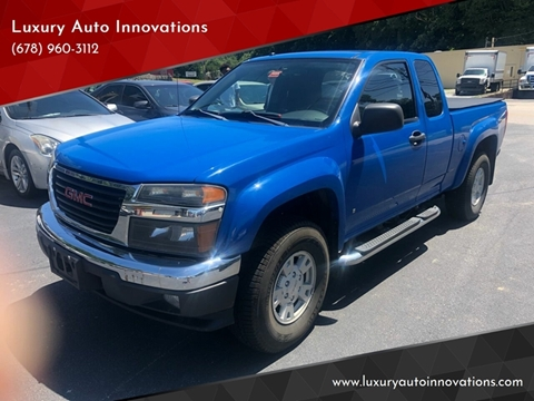 2007 GMC Canyon for sale in Flowery Branch, GA