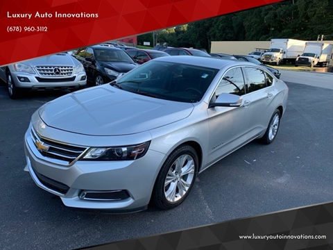 2015 Chevrolet Impala for sale in Flowery Branch, GA
