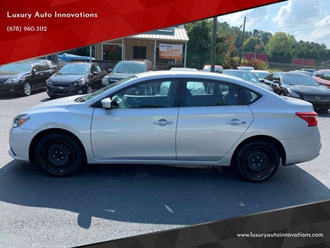 2016 Nissan Sentra for sale in Flowery Branch, GA