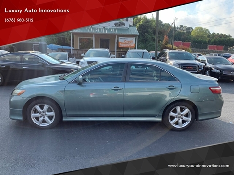 2007 Toyota Camry for sale in Flowery Branch, GA