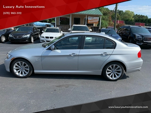 2011 BMW 3 Series for sale in Flowery Branch, GA