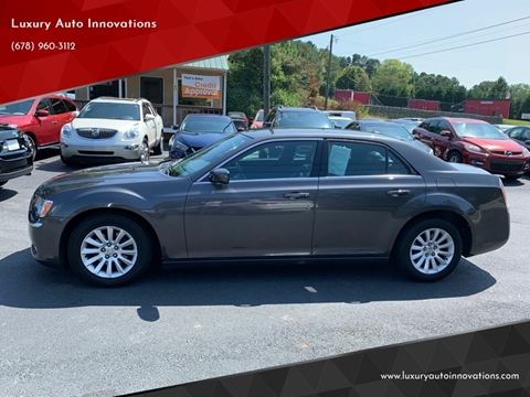 2013 Chrysler 300 for sale in Flowery Branch, GA