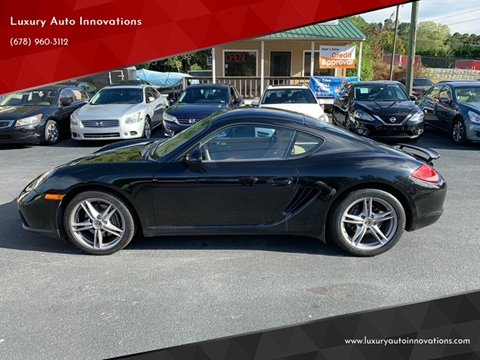 2011 Porsche Cayman for sale in Flowery Branch, GA