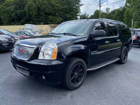 2007 GMC Yukon XL for sale at Luxury Auto Innovations in Flowery Branch GA