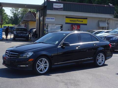 2014 Mercedes-Benz C-Class for sale at Luxury Auto Innovations in Flowery Branch GA
