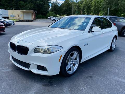 2011 BMW 5 Series for sale at Luxury Auto Innovations in Flowery Branch GA