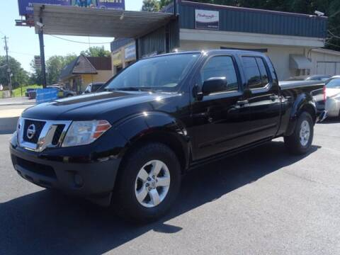 2012 Nissan Frontier for sale at Luxury Auto Innovations in Flowery Branch GA
