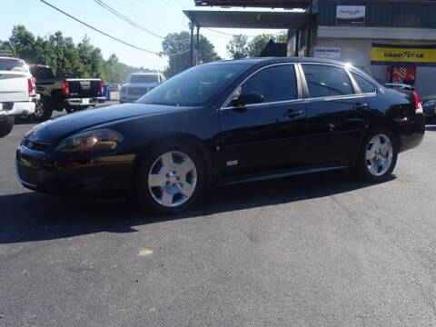 2009 Chevrolet Impala for sale at Luxury Auto Innovations in Flowery Branch GA