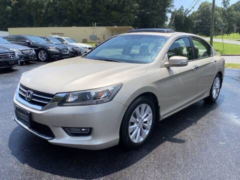 2013 Honda Accord for sale at Luxury Auto Innovations in Flowery Branch GA
