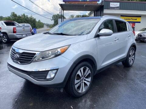 2013 Kia Sportage for sale at Luxury Auto Innovations in Flowery Branch GA