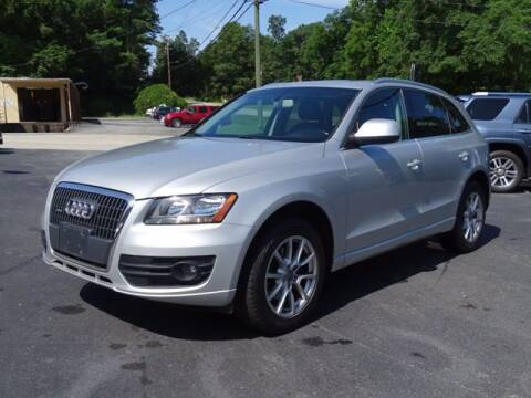 2012 Audi Q5 for sale at Luxury Auto Innovations in Flowery Branch GA