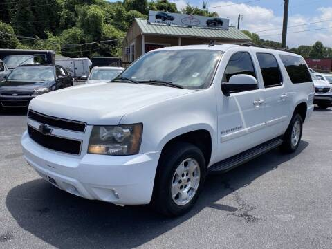 2007 Chevrolet Suburban for sale at Luxury Auto Innovations in Flowery Branch GA