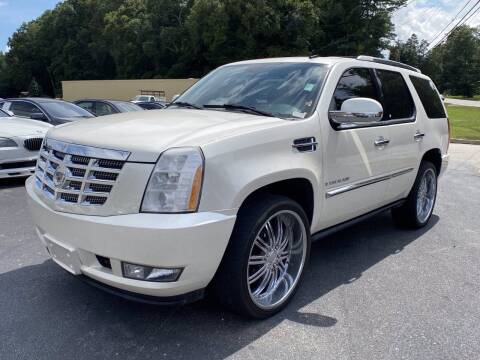 2008 Cadillac Escalade for sale at Luxury Auto Innovations in Flowery Branch GA