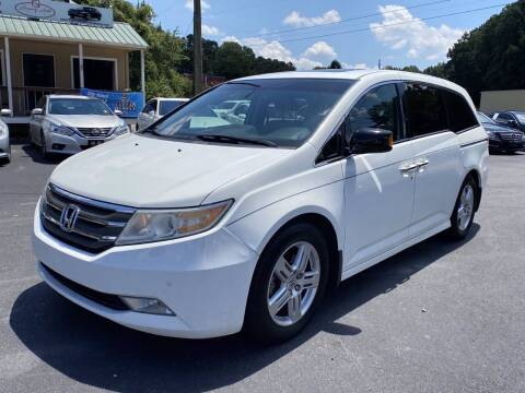2011 Honda Odyssey for sale at Luxury Auto Innovations in Flowery Branch GA