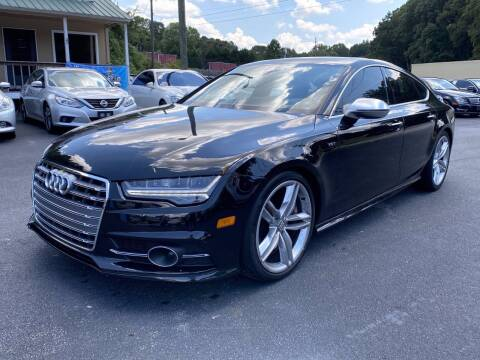 2016 Audi S7 for sale at Luxury Auto Innovations in Flowery Branch GA