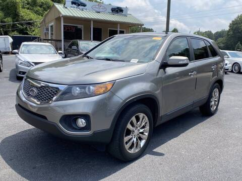 2011 Kia Sorento for sale at Luxury Auto Innovations in Flowery Branch GA