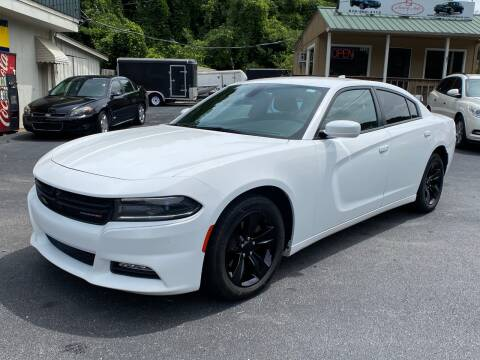 2015 Dodge Charger for sale at Luxury Auto Innovations in Flowery Branch GA