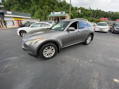 2009 Infiniti FX35 for sale at Luxury Auto Innovations in Flowery Branch GA