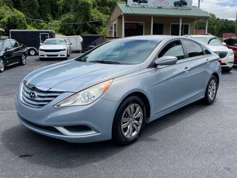 2011 Hyundai Sonata for sale at Luxury Auto Innovations in Flowery Branch GA