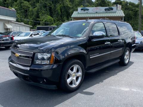 2013 Chevrolet Suburban for sale at Luxury Auto Innovations in Flowery Branch GA