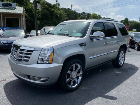 2014 Cadillac Escalade for sale at Luxury Auto Innovations in Flowery Branch GA
