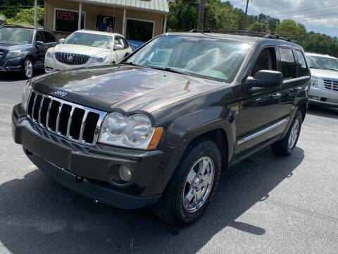 2005 Jeep Grand Cherokee for sale at Luxury Auto Innovations in Flowery Branch GA