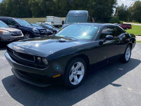 2013 Dodge Challenger for sale at Luxury Auto Innovations in Flowery Branch GA