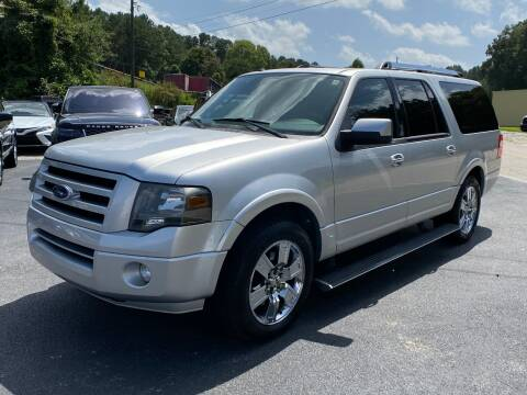 2010 Ford Expedition EL for sale at Luxury Auto Innovations in Flowery Branch GA