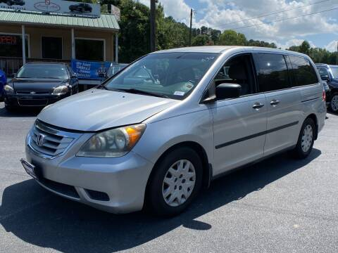 2010 Honda Odyssey for sale at Luxury Auto Innovations in Flowery Branch GA