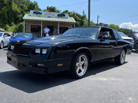1985 Chevrolet SS for sale at Luxury Auto Innovations in Flowery Branch GA