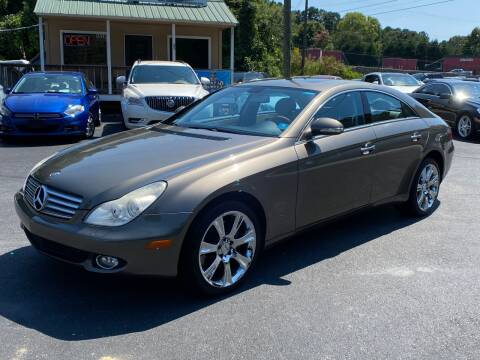2006 Mercedes-Benz CLS for sale at Luxury Auto Innovations in Flowery Branch GA