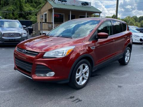 2015 Ford Escape for sale at Luxury Auto Innovations in Flowery Branch GA