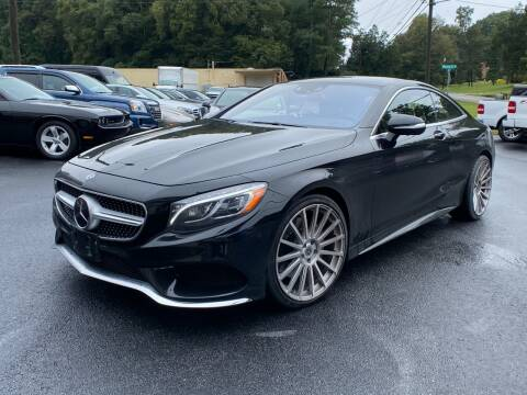 2017 Mercedes-Benz S-Class for sale at Luxury Auto Innovations in Flowery Branch GA