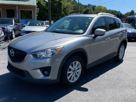 2014 Mazda CX-5 for sale at Luxury Auto Innovations in Flowery Branch GA
