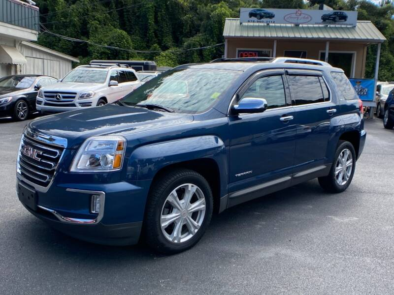 2016 GMC Terrain for sale at Luxury Auto Innovations in Flowery Branch GA