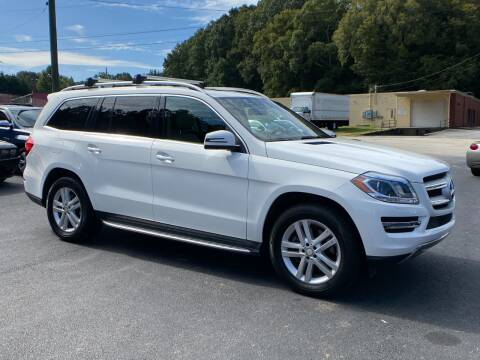 2016 Mercedes-Benz GL-Class for sale at Luxury Auto Innovations in Flowery Branch GA