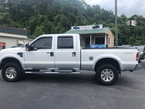 2008 Ford F-250 Super Duty for sale at Luxury Auto Innovations in Flowery Branch GA