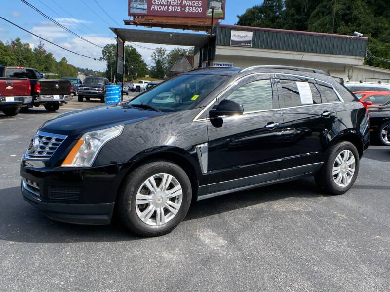 2015 Cadillac SRX for sale at Luxury Auto Innovations in Flowery Branch GA