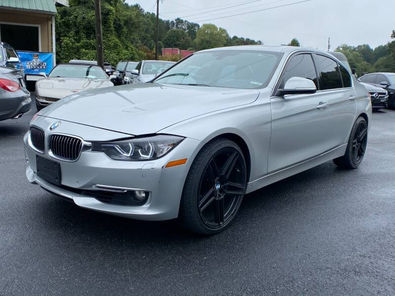 2014 BMW 3 Series for sale at Luxury Auto Innovations in Flowery Branch GA