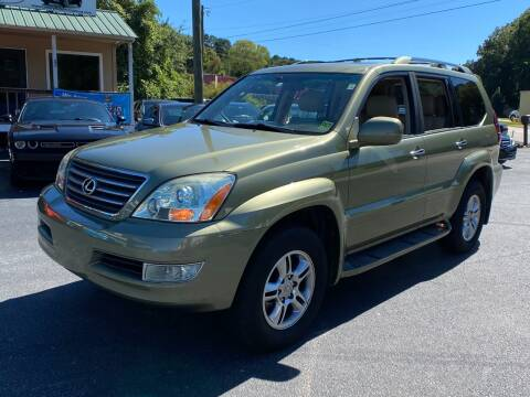 2008 Lexus GX 470 for sale at Luxury Auto Innovations in Flowery Branch GA