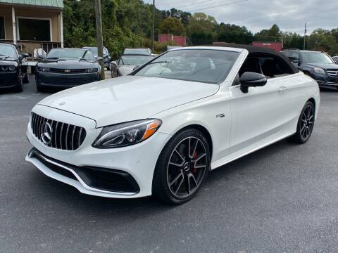 2017 Mercedes-Benz C-Class for sale at Luxury Auto Innovations in Flowery Branch GA