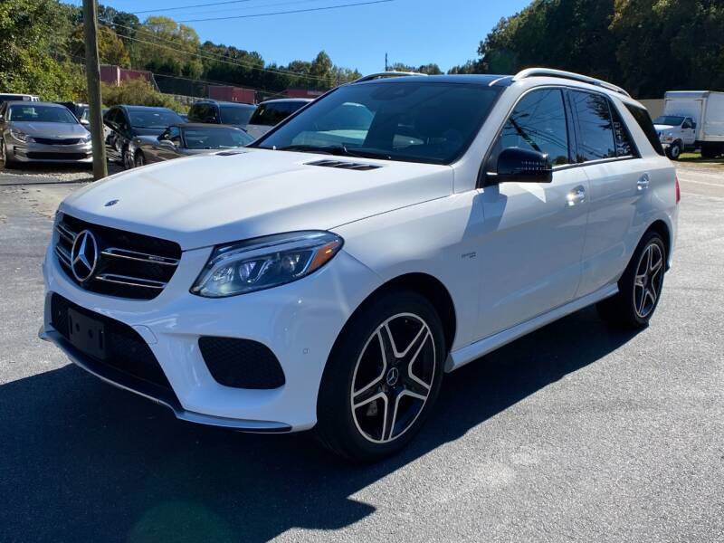 2018 Mercedes-Benz GLE for sale at Luxury Auto Innovations in Flowery Branch GA
