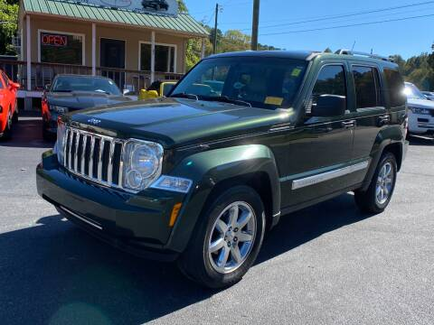 2011 Jeep Liberty for sale at Luxury Auto Innovations in Flowery Branch GA