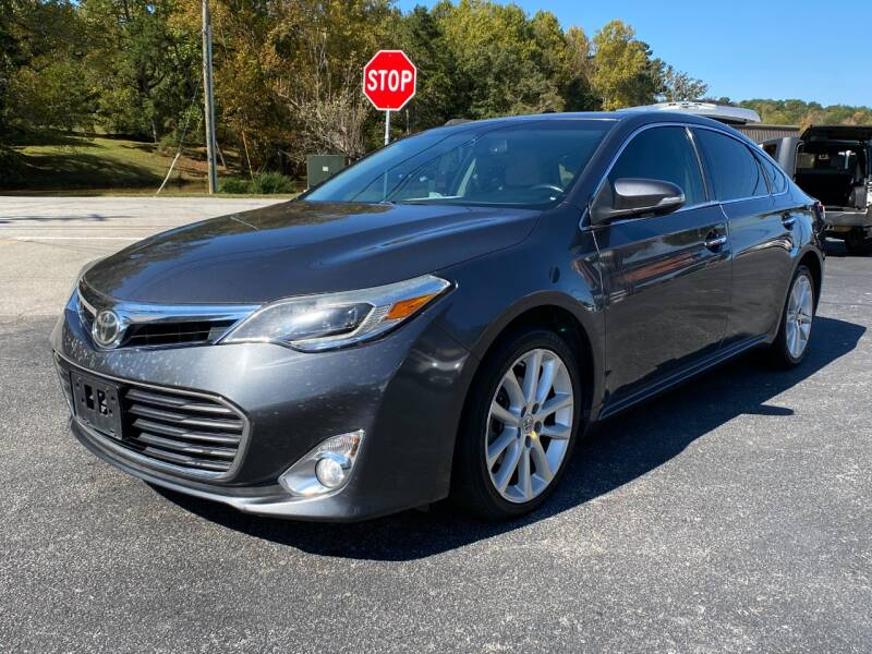 2014 Toyota Avalon for sale at Luxury Auto Innovations in Flowery Branch GA