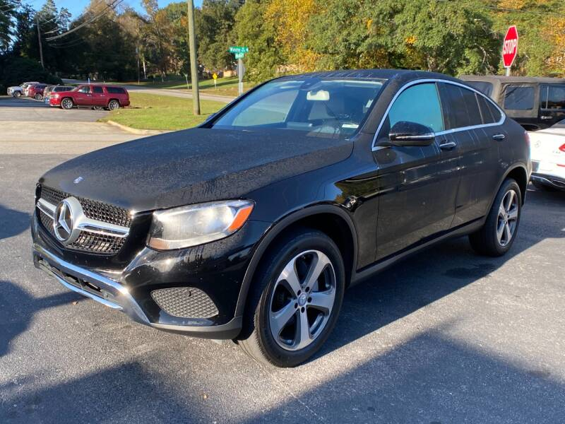 2017 Mercedes-Benz GLC for sale at Luxury Auto Innovations in Flowery Branch GA